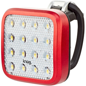 Knog Blinder MOB Kid Grid Scheinwerfer weiße LED white/red